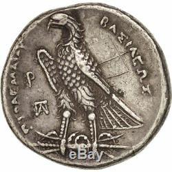 #502646 Egypt, Ptolemy I, Tetradrachm, Alexandria, AU(50-53), Svoronos256