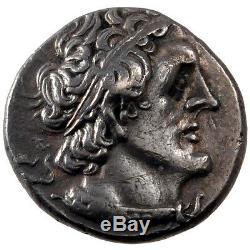 #61081 Egypt, Ptolemy II (285-246 BC), Ptolemy II, Egypt, Tetradrachm