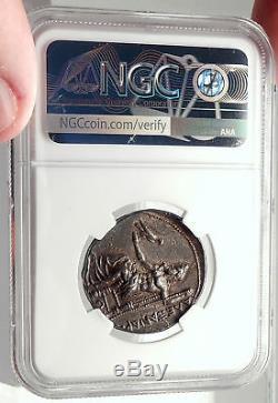 ALEXANDER III the GREAT 325BC Pella TETRADRACHM Silver Greek Coin NGC i69561
