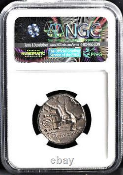 Alexander III The Great Silver Tetradrachm, 336-323 Bc, Ngc Grade Vf