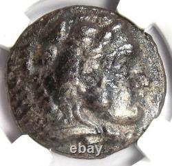 Alexander the Great III AR Tetradrachm Coin 336-323 BC Certified NGC VF