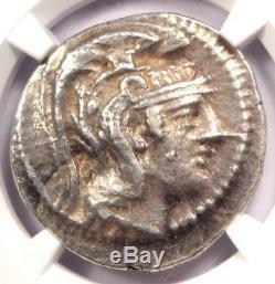Athens New Style Athena Owl Tetradrachm Coin (100 BC) Certified NGC XF (EF)