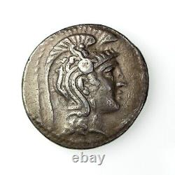 Attica, Athens Silver Tetradrachm 165-42BC