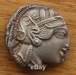 Attica, Athens circa (440-420 BC) AR Tetradrachm