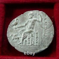 KINGS OF MACEDON. Alexander III'the Great' AR Tetradrachm. Alabanda