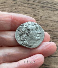 Kingdom Of Egypt. Ptolemy Ii, Philadelphos, 285-246 B. C. Silver Tetradrachm