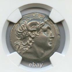 Kingdom of Thrace AR TETRADRACHM 305-281 BC XF