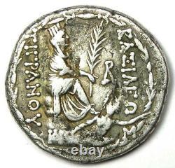 Kings of Armenia Tigranes II AR Tetradrachm Coin 80-68 BC VF (Very Fine)