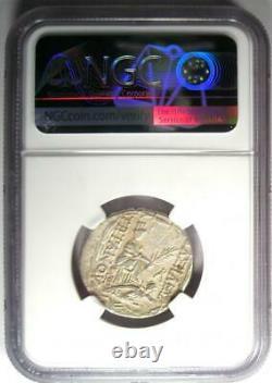 Kings of Armenia Tigranes II AR Tetradrachm Coin 95-56 BC. Certified NGC XF (EF)