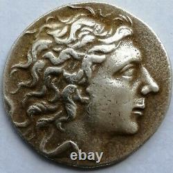 Kings of Pontos, Silver Tetradrachm Mithradates Eupator VI Ca. 120-63 BC