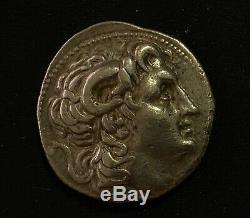 Lysimachos Ephesos Mint / Tetradrachm (AR) (305 281 BC)