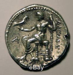 MACEDONIA, ALEXANDER III THE GREAT. Tetradrachm (336-323 BC)