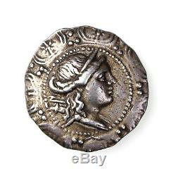 Macedon, Amphipolis Silver Tetradrachm 158-149BC
