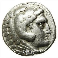 Philip III (323-317 BC) AR Tetradrachm (16.92g), Amphipolis mint. / Price 115