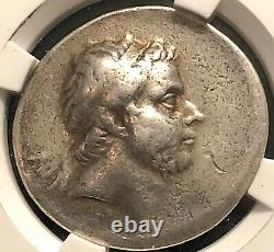 Prusias I Chlorus 228-192BC Bithynia Ancient Greek Silver Tetradrachm 34mm 16.9g