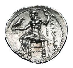 Ptolemy I Soter Ar Tetradrachm (l584)