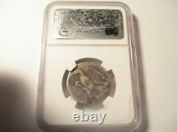 Ptolemy ll, 285-246BC Silver Tetradrachm NGC Certified (VG) Ancient Egyptian
