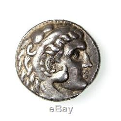 Seleukos I Nikator Silver Tetradrachm 312-281BC