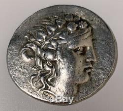 THRACIAN ISLANDS. Thasos. Tetradrachm (after 148 BC)
