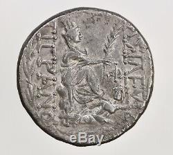TIGRANES II the GREAT King of Artaxiat Armenia Silver Coin Tetradrachm