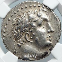 TYRE SHEKEL Ancient BIBLICAL Silver Jewish Temple Tax OLD Greek Coin NGC i89070