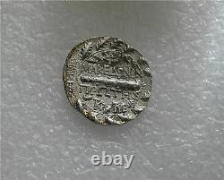 158 149 Bc Macédoine Province Romaine Amphipolis Tétradrachme D'argent Grec