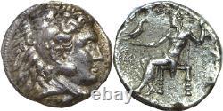 336-323 Av. J.-c. Macédoine Alexandre III Le Grand Tétradrachme D'argent