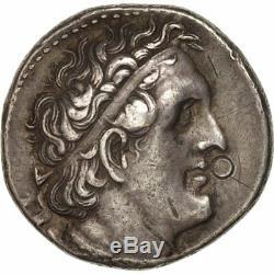 # 502646 Egypte, Ptolémée Ier, Tetradrachm, Alexandrie, Au (50-53), Svoronos256