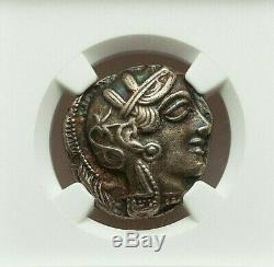 5ème 4ème Siècle Avant Notre Ère Du Proche-orient Ou En Egypte Ar Tetradrachm Ngc Xf 4/5 2/5 Ex-montage