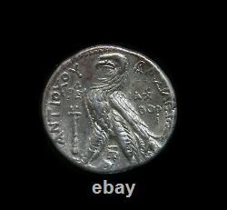 A 7, Le Grec Tétradrachme D'argent Du Roi Antiochus VII