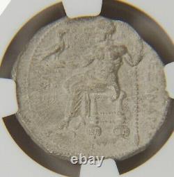 Alexander Great, Ngc Xf, 336-323 Av. J.-c., Royaume De Macedon, Ar Tetrachm, Ac198