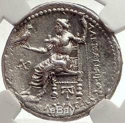 Alexander III Le Grand Authentique Argent Tetradrachm Pièce Ngc I69801