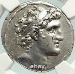 Alexander I Balas Ancient Seleukid Greek Silver Tetradrachm Coin Ngc I84939