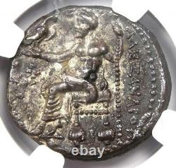 Alexander Le Grand III Ar Tetradrachm Coin 336-323 Bc Certified Ngc Choice Xf