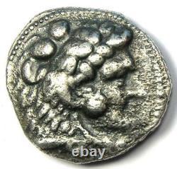 Alexander The Great III Ar Tetradrachm Pièce 336-323 Bc Choice Vf / Xf