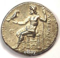Alexandre Le Grand III Ar Tetradrachm Coin 336-323 Bc Xf Choice (extra Fine)