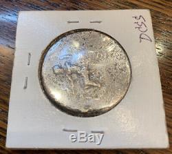 Alexandre Le Grand Tetradrachm 336-323 Bc Vf Rare Ancienne Pièce De Monnaie Livraison Gratuite