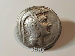 Attica. Athènes. Circa 165-42 B.c. Ar Tetradrachm