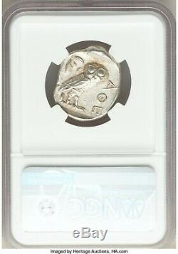Attica, Athenes Owl Ngc Ch Xf 5/5 4/5 440-404 Bc Appel Stunning 156