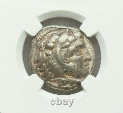 Ca. 3ème-2ème Siècles Av. J.-c. Région Du Danube Imitant Alexandre III Ngc Vf 5/5-4/5