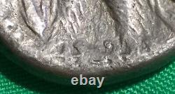 Caesarion Fils De Cléopâtre Et Jules César 12.2g Silver Tetradrachm Egypte