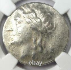 Caria Alabanda Pegasus Ar Tetradrachm Silver Coin 197-188 Bc Certified Ngc Vf