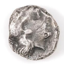 Grec Ancien, Tétradrachme D'argent Attique, Athènes, C300bc