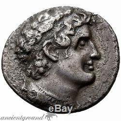 Incertain, Royaume Ptolémaïque Pièce De Tétradrachme En Argent Ptolémée