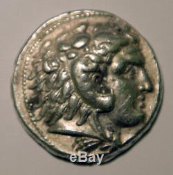Macédoine, Alexandre III Le Grand. Tétradrachme (336-323 Bc)