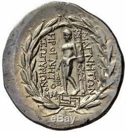 Magnésie Du Méandre À Ionia 155bc Ngc Certifié Ch Au Tetradrachm Grec Coin