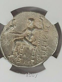 Ngc Choice Vf. Seleucus I Nicator, Séleucide Empire Ar Tetradrachm