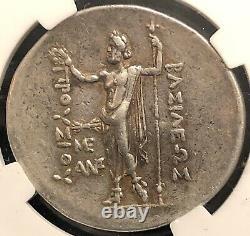 Prusias I Chlorus 228-192bc Bithynie Ancien Grec Tétradrachme D'argent 34mm 16,9g