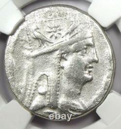 Rois D'arménie Tigranes II Ar Tetradrachm Coin 95-56 Bc Ngc Choice Vf