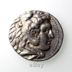 Rois De Macédoine, Alexandre III Tétradrachme D'argent 336-323bc Babylone (i)